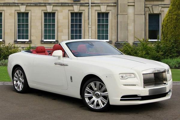 Rolls Royce Dawn Hire Rentals Packages For Rolls Royce Dawn