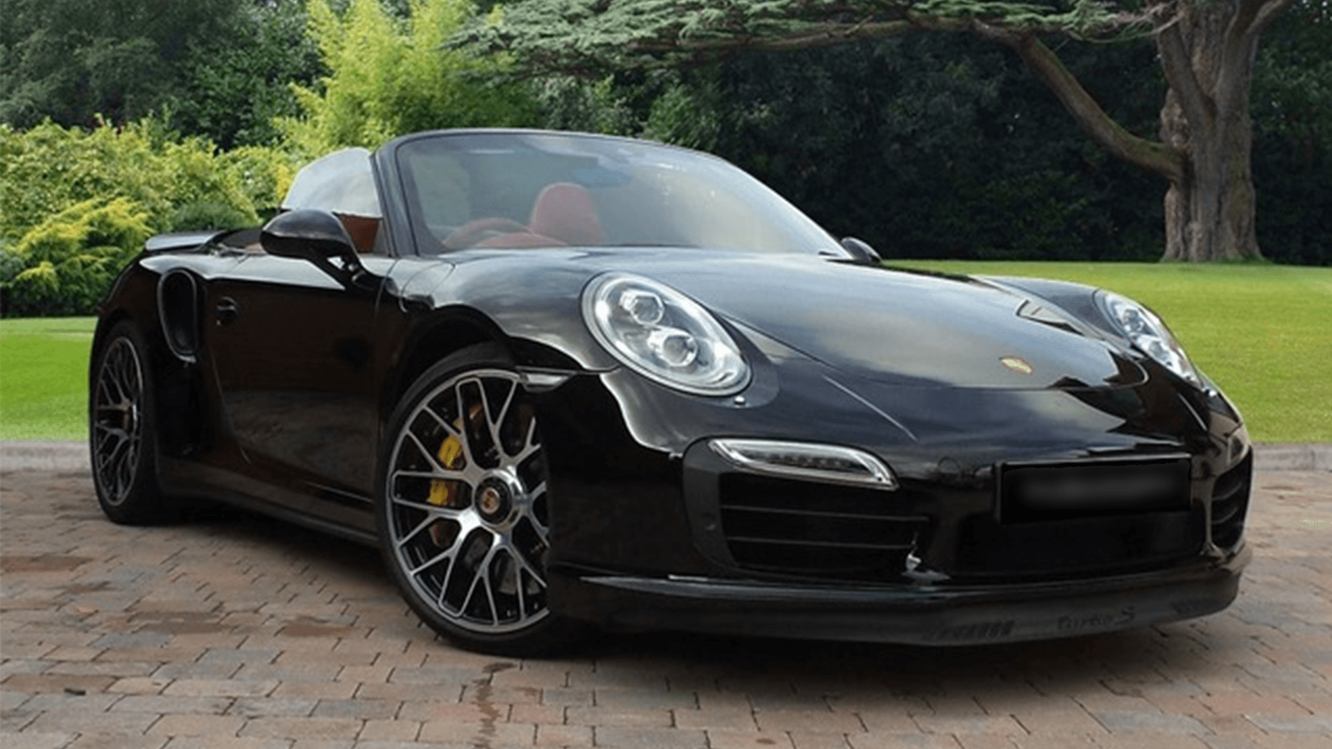 porsche 911 turbo s car hire rentals and hire packages