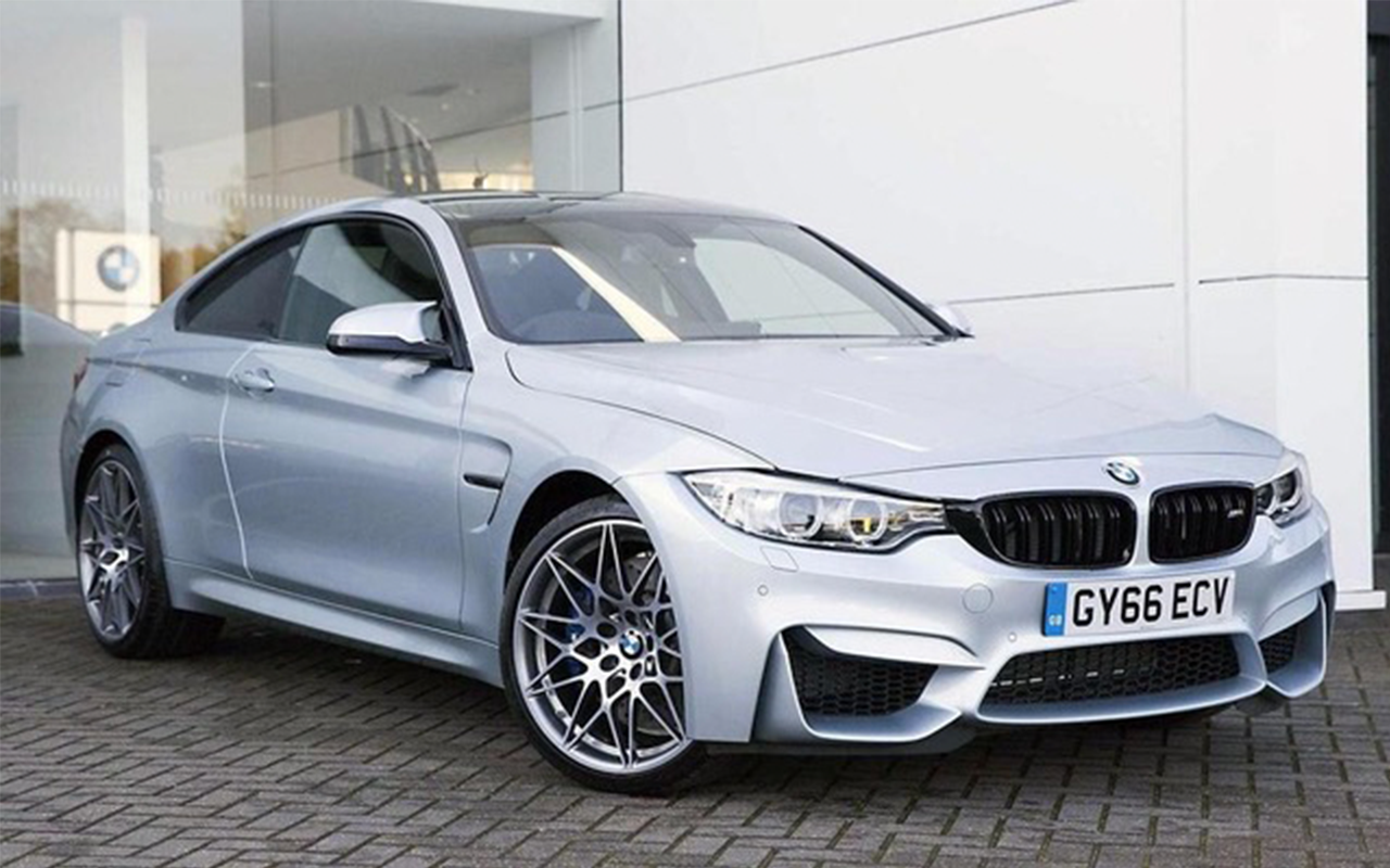BMW M4 Coupe Car Hire | BMW M4 Coupe for Hire