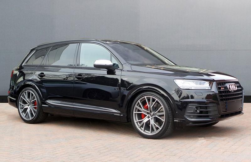 Audi Sq7 Car Hire Hire An Audi Sq7 Book Your Sq7 Car Hire