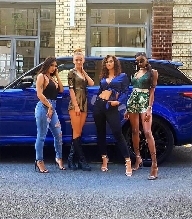 Prestige Cars, 4x4's & Luxury Supercar Hire