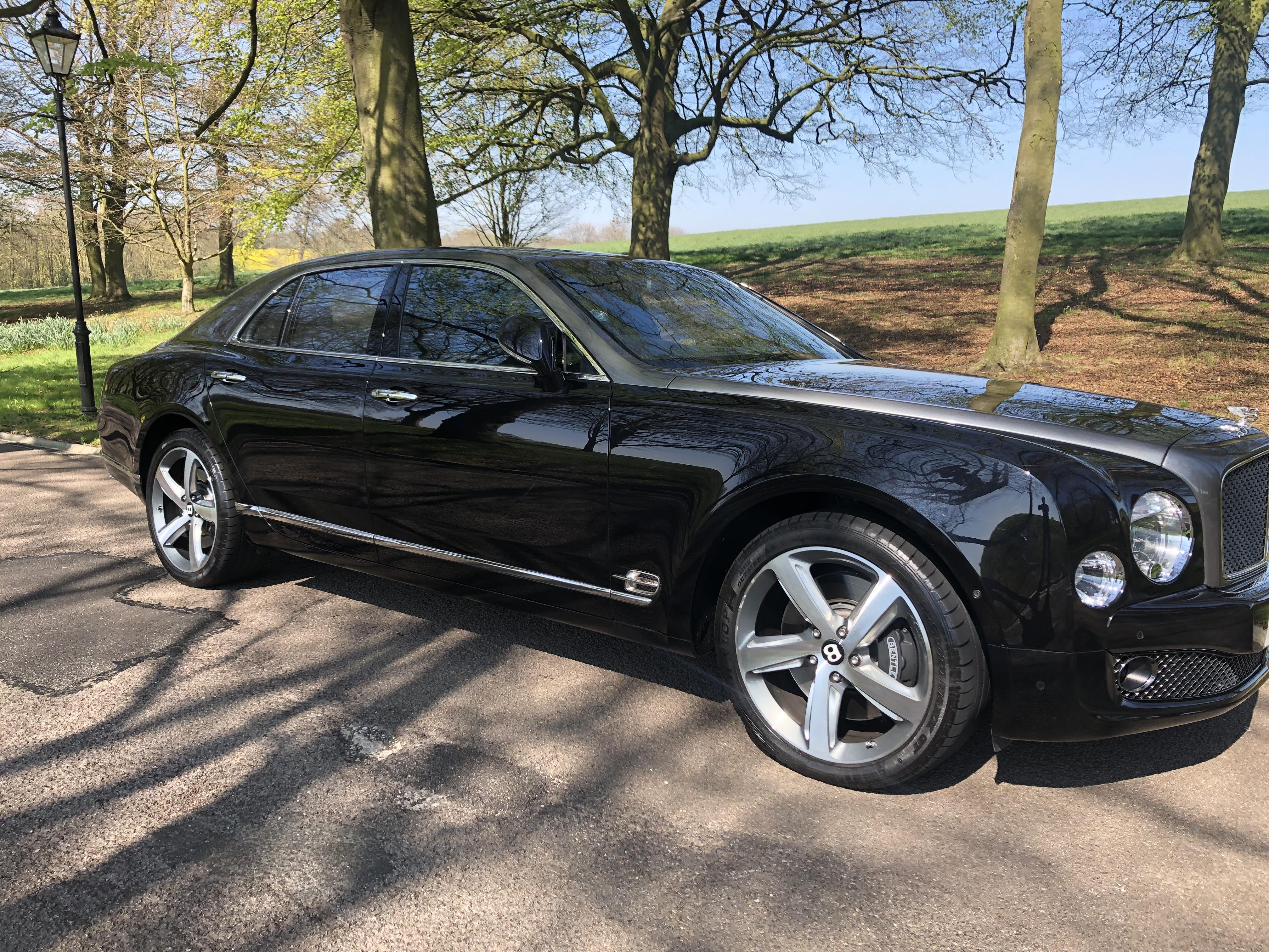 Bentley Mulsanne Speed 1