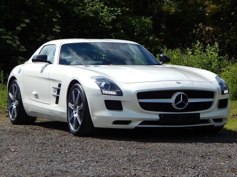 Mercedes SLS AMG 1